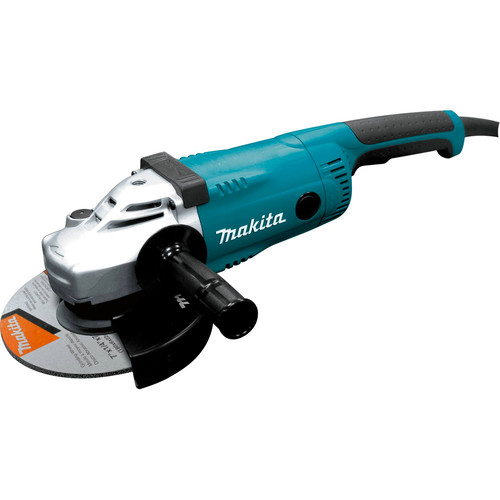 Makita GA7021 7 in. Trigger Switch 15 Amp Angle Grinder