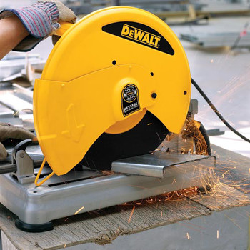 Dewalt D28715 14 in. Chop Saw with Quick-Change System image number 4