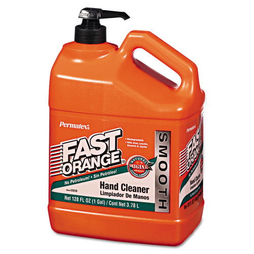 Devcon 23218 1 Gallon Bottle Fast Orange Smooth Lotion Hand Cleaner