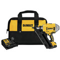 Dewalt DCN692M1 20V MAX XR Dual Speed Framing Nailer Kit