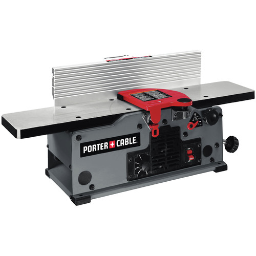 Factory Reconditioned Porter-Cable PC160JTR 120V Two-Blade 6 in. Bench Jointer
