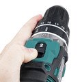 Makita GPH02Z 40V Max XGT Compact Brushless Lithium-Ion 1/2 in. Cordless Hammer Drill Driver (Tool Only) image number 3