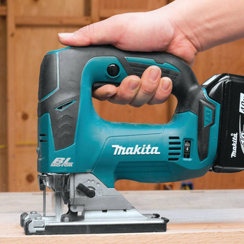 Makita XVJ02Z 18V LXT Cordless Lithium-Ion Brushless Variable Speed Jig Saw (Tool Only) image number 3