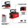 Milwaukee 2357-20 M18 PACKOUT Lithium-Ion Cordless Light/Charger (Tool Only) image number 2