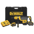 Dewalt DCH773Y2 FLEXVOLT 60V MAX 2 in. Cordless SDS MAX Combination Hammer Kit with (2) 12 Ah Li-Ion Batteries image number 0