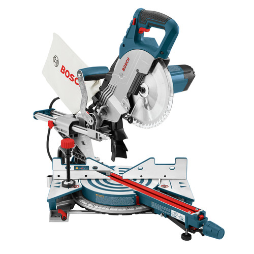 Factory Reconditioned Bosch CM8S-RT 8-1/2 in. Single Bevel Sliding Compound Miter Saw image number 0