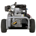 Simpson 60242 WaterShotgun 4000 PSI 5.0 GPM Professional Gas Pressure Washer with Comet Triplex Pump image number 2