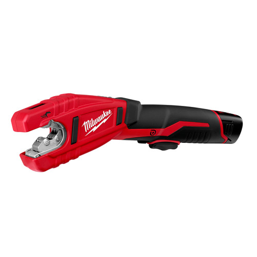 Milwaukee 2471-21 M12 12V Cordless Lithium-Ion Copper Tubing Cutter (1 Battery)
