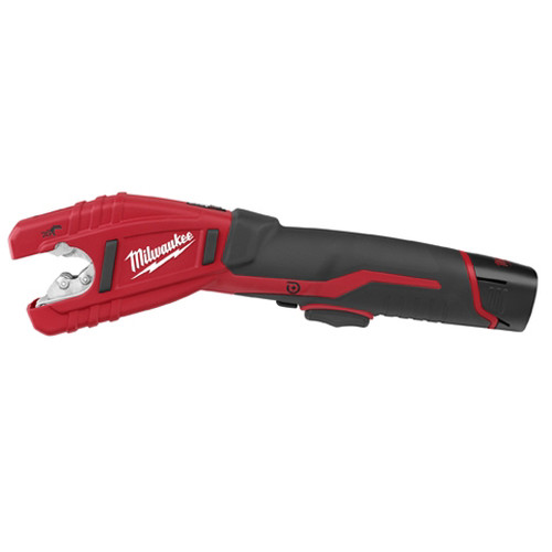 Factory Reconditioned Milwaukee 2471-81 M12 12V Cordless Lithium-Ion Copper Tubing Cutter (1 Battery)