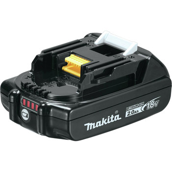Makita CX300RB 18V LXT Lithium-Ion Sub-Compact Brushless Cordless 3-Pc. Combo Kit image number 4