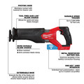 Milwaukee 2822-20 M18 FUEL SAWZALL Brushless Lithium-Ion Cordless Reciprocating Saw with ONE-KEY (Tool Only) image number 1