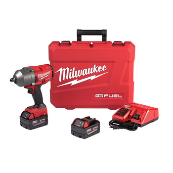 Milwaukee 2766-22 M18 FUEL High Torque 1/2 in. Impact Wrench with Pin Detent (Kit)
