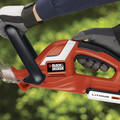 Black & Decker LHT2220B 20V MAX Cordless Lithium-Ion 22 in. Dual Action Hedge Trimmer (Tool Only) image number 7