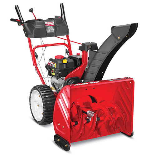 Troy-Bilt 31AM6BO2766 Storm 2460 208cc Gas 24 in. 2-Stage Snow Thrower image number 0