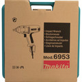 Factory Reconditioned Makita 6953-R 12 Amp Compact 1/2 in. Corded Impact Wrench with Pin Detent image number 7