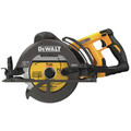 Dewalt DCS577B FLEXVOLT 60V MAX 7-1/4 in. Worm Drive Style Saw (Tool Only) image number 1