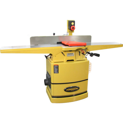 Powermatic 1610086K 230V 1-Phase 2-Horsepower 8 in. Jointer with Helical Head image number 0