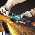 Makita GA5053R 11 Amp Compact 4-1/2 in./5 in. Corded Paddle Switch Angle Grinder with Non-Removable Guard image number 13
