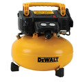 Factory Reconditioned Dewalt DWFP55126R 0.9 HP 6 Gallon Oil-Free Pancake Air Compressor
