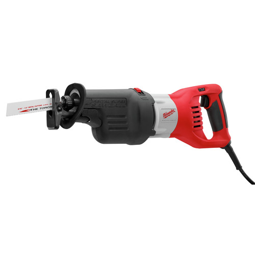 Milwaukee 6538-21 15 Amp Super Sawzall Orbital Reciprocating Saw with Case image number 0