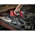 Milwaukee 2754-22CT M18 FUEL 2.0 Ah Cordless Lithium-Ion 3/8 in. Compact Impact Wrench with Friction Ring Kit image number 4