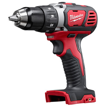 Factory Reconditioned Milwaukee 2606-80 M18 Lithium-Ion Compact 1/2 in. Cordless Drill Driver (Tool Only)