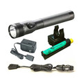 Streamlight 75458 Stinger DS LED HL Rechargeable Flashlight with Charger and PiggyBack (Black) image number 0