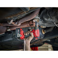 Milwaukee 2754-22 M18 FUEL 5.0 Ah Cordless Lithium-Ion 3/8 in. Compact Impact Wrench with Friction Ring Kit image number 4