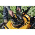 Dewalt DCMW220P2 2X 20V MAX 3-in-1 Cordless Lawn Mower image number 6