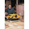 Dewalt DW735 13 in. Two-Speed Thickness Planer image number 13