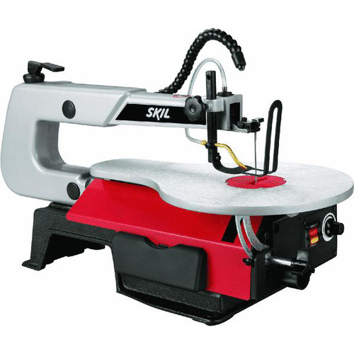 Factory Reconditioned Skil 3335-07-RT 1.2 Amp 16 in. Scroll Saw