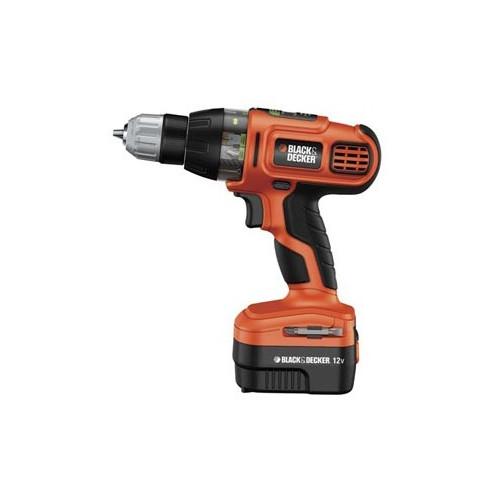 Black & Decker SS12C Next Generation 12V Smart Select Cordless Drill