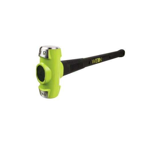 Wilton 20824 8 lbs. BASH Sledge Hammer with 24 in. Unbreakable Handle image number 0