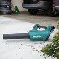 Makita XT286SM1 18V LXT Lithium-Ion Brushless Cordless Blower / String Trimmer Combo Kit (4 Ah) image number 9