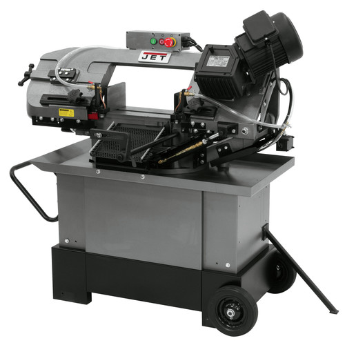 JET HVBS-710SG 7 in. x 10-1/2 in. GearHead Miter Band Saw image number 0