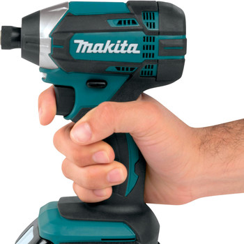Factory Reconditioned Makita CT225R-R LXT 18V 2.0 Ah Cordless Lithium-Ion Compact Impact Driver and 1/2 in. Drill Driver Combo Kit image number 10