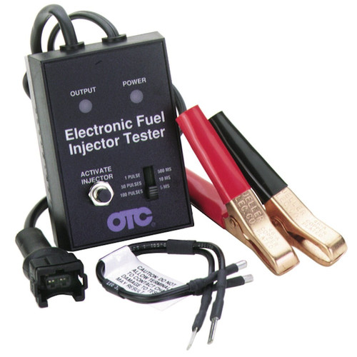 OTC Tools & Equipment 3398 Fuel Injection Pulse Tester image number 0