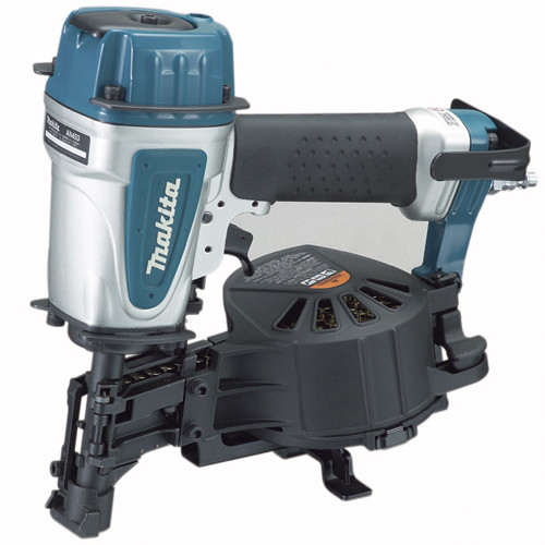 Factory Reconditioned Makita AN453-R 15 Degree 3/4 in. - 1-3/4 in. Coil Roofing Nailer image number 0