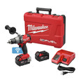 Factory Reconditioned Milwaukee 2706-82 M18 FUEL 18V 5.0 Ah Cordless Lithium-Ion 1/2 in. Hammer Drill Driver Kit with ONE-KEY Connectivity