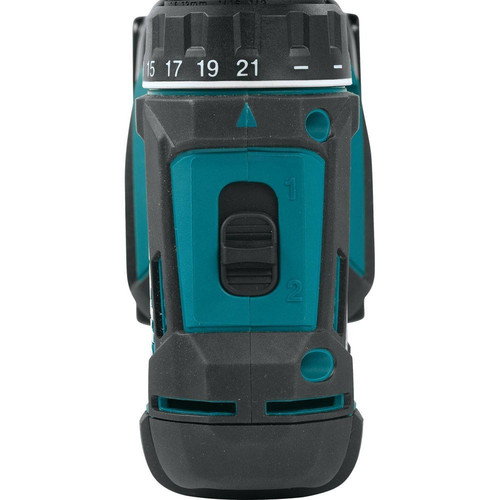 Factory Reconditioned Makita XFD10R-R 18V LXT Lithium-Ion 2-Speed Compact 1/2 in. Cordless Driver Drill Kit (2 Ah) image number 7