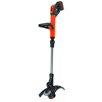 Factory Reconditioned Black & Decker LSTE523R 20V MAX Cordless Lithium-Ion EASYFEED 2-Speed 12 in. String Trimmer/Edger Kit