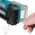 Makita RM02 12V max CXT Cordless Lithium-Ion Compact Job Site Radio (Tool Only) image number 6