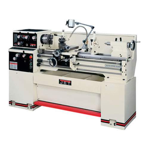 JET GH-2280ZX Lathe with Collet Closer