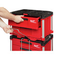 Milwaukee 48-22-8443 PACKOUT 50 lbs. Capacity 3-Drawer Tool Box image number 10