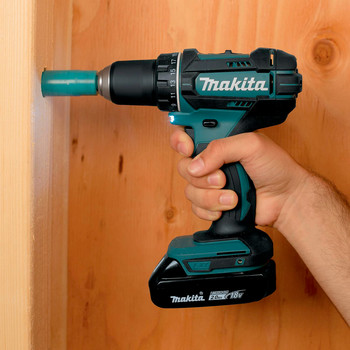 Factory Reconditioned Makita CT225R-R LXT 18V 2.0 Ah Cordless Lithium-Ion Compact Impact Driver and 1/2 in. Drill Driver Combo Kit image number 13