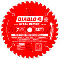 Diablo D0738F 7 in. 38 Tooth Steel Demon Ferrous Metals Saw Blade
