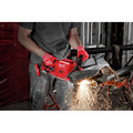 Milwaukee 2786-22HD M18 FUEL Lithium-Ion 9 in. Cut-Off Saw Kit with ONE-KEY (12 Ah) image number 17