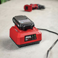 Skil SC535801 PWRCore 20 1-Hour Charger image number 3