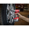 Milwaukee 2754-22 M18 FUEL 5.0 Ah Cordless Lithium-Ion 3/8 in. Compact Impact Wrench with Friction Ring Kit image number 5