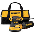 Dewalt DWE6423K 5 in. VS H&L Random Orbital Sander with Bag